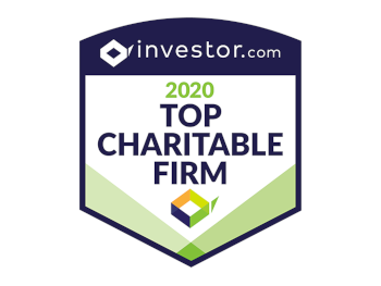 Investor.com 2020 top charitable firm